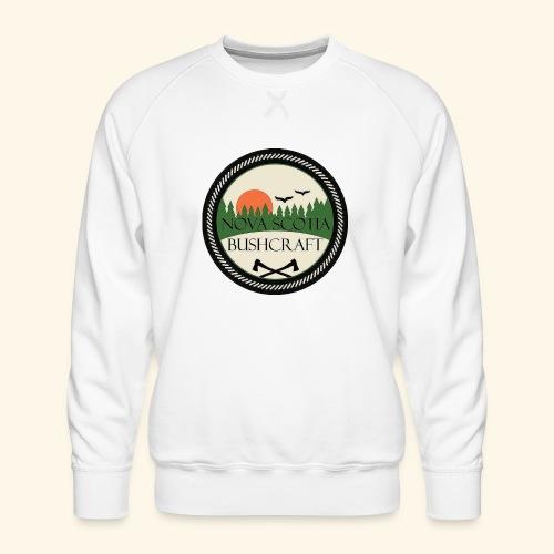Nova Scotia Bushcraft - Men's Premium Sweatshirt