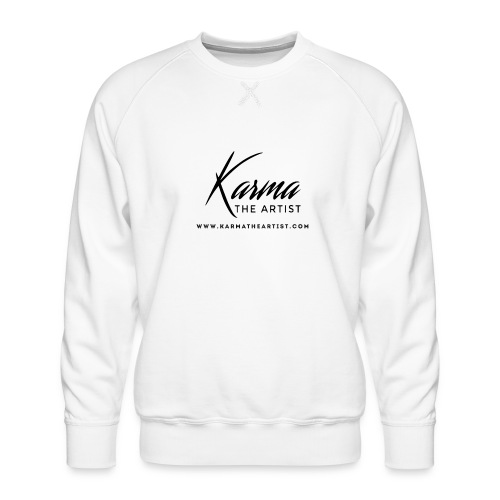 Karma - Men's Premium Sweatshirt