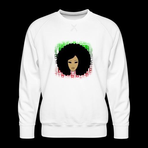 Afromatrix - Men's Premium Sweatshirt