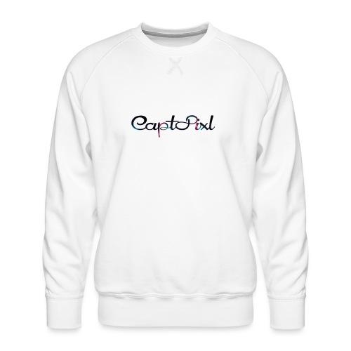 My YouTube Watermark - Men's Premium Sweatshirt