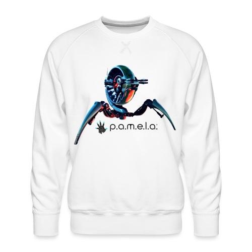 P.A.M.E.L.A. Turret - Men's Premium Sweatshirt