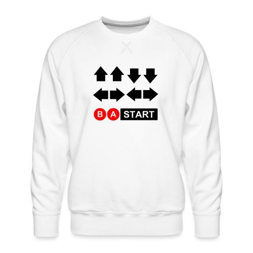 The Contra Code - Men's Premium Sweatshirt