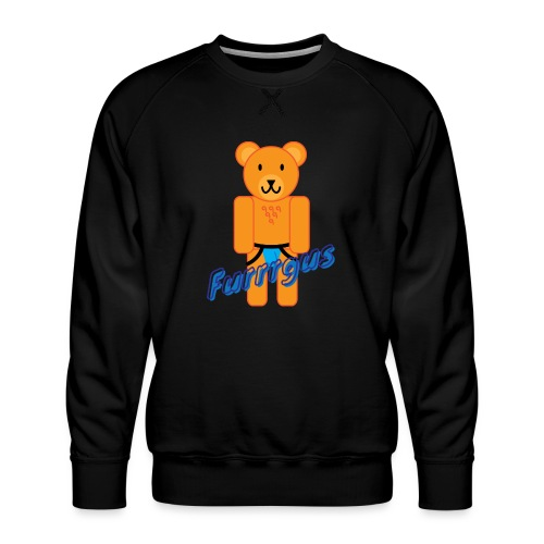 Furrrgus @ Underbear - Men's Premium Sweatshirt