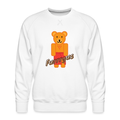 Presidential Suite Furrrgus - Men's Premium Sweatshirt
