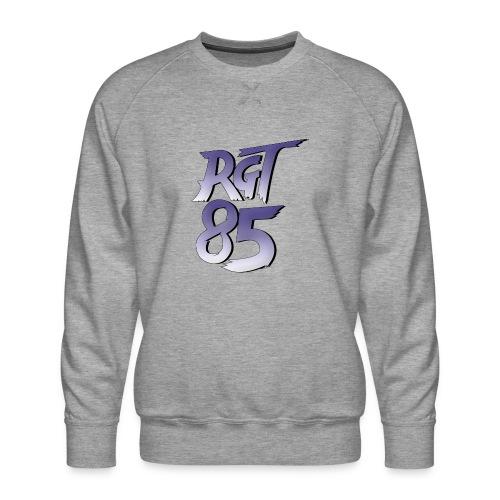 RGT 85 Logo - Men's Premium Sweatshirt