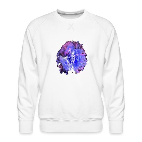 Purple haze - Men's Premium Sweatshirt