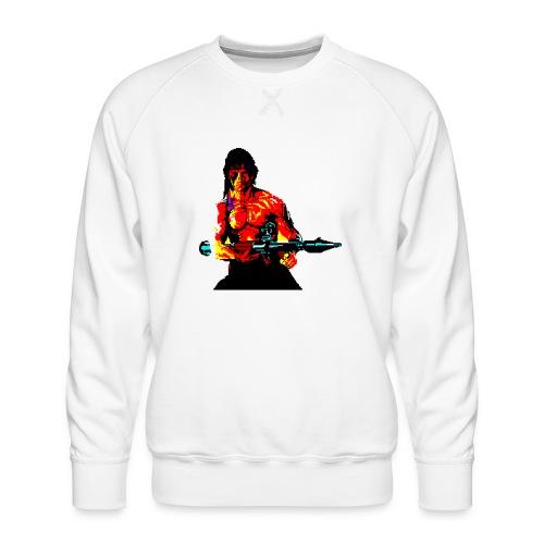 War - Men's Premium Sweatshirt