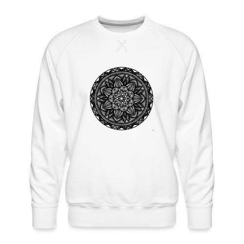 Circle No.2 - Men's Premium Sweatshirt