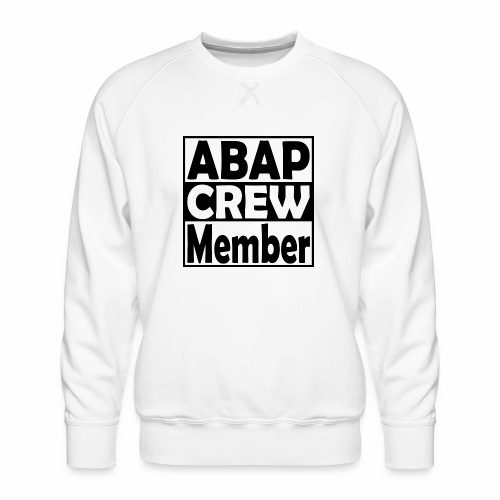 ABAPcrew - Men's Premium Sweatshirt
