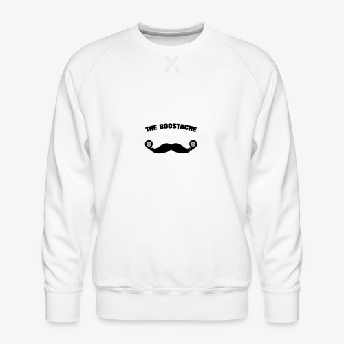 the boostage - Men's Premium Sweatshirt