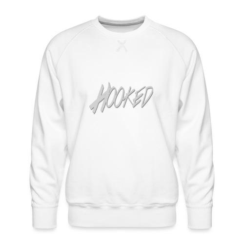 hooked - Men's Premium Sweatshirt