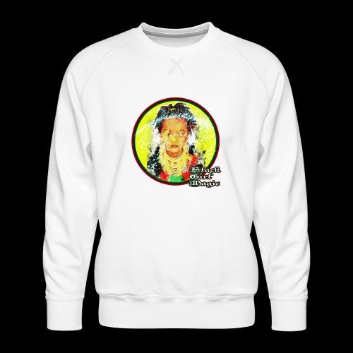 Black Girl Magic - Men's Premium Sweatshirt
