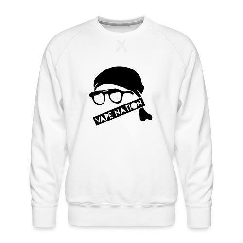 h3h3productions vapenation - Men's Premium Sweatshirt