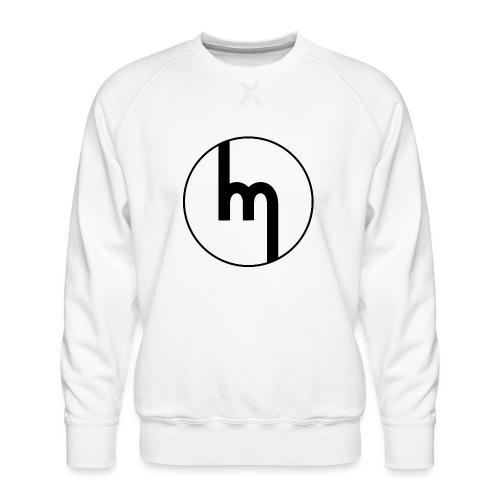 Classic Mazda emblem - AUTONAUT.com - Men's Premium Sweatshirt