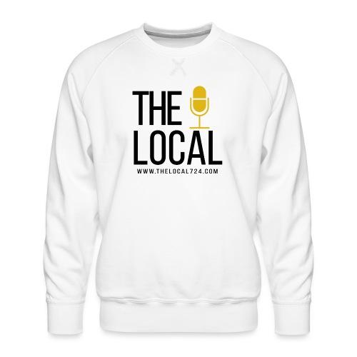 Local transparent - Men's Premium Sweatshirt