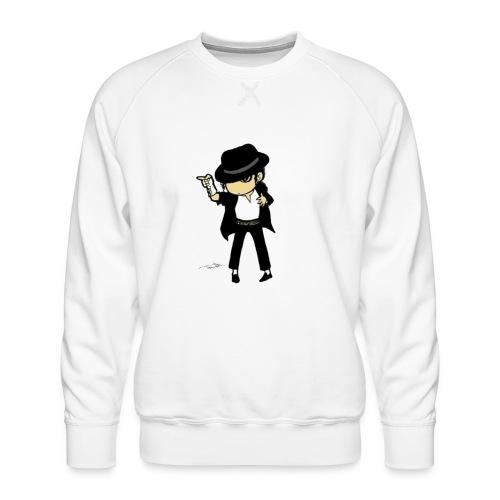 KOP Vector Art - Men's Premium Sweatshirt