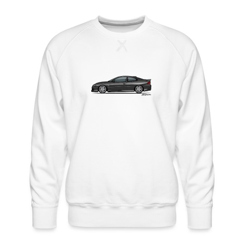 Holden Monaro HSV GTO (V2) Black - Men's Premium Sweatshirt