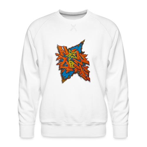 Artgomez14 - NYG Design - Men's Premium Sweatshirt