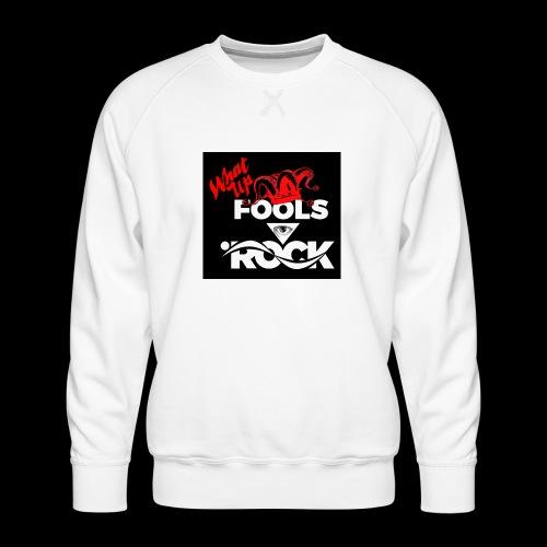Fool design - Men's Premium Sweatshirt