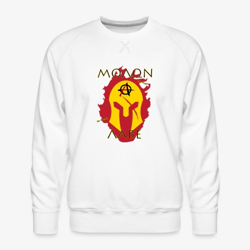 Molon Labe - Anarchist's Edition - Men's Premium Sweatshirt