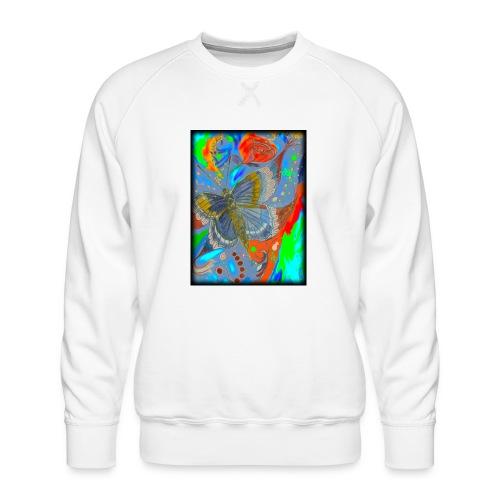 Butterfly - Men's Premium Sweatshirt
