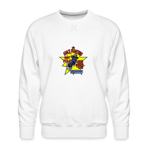 Space Phantom - Men's Premium Sweatshirt