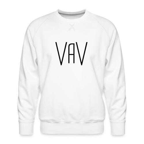 VaV.png - Men's Premium Sweatshirt