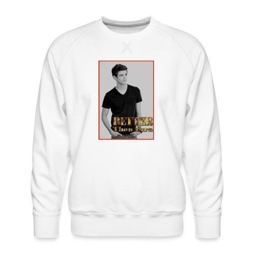 Geeks On Film Better Than Ezra T Shirt - Men's Premium Sweatshirt