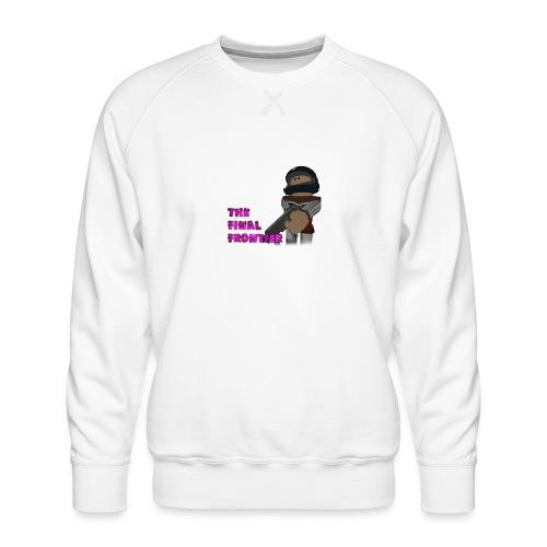 The Final Frontier Sports Items - Men's Premium Sweatshirt