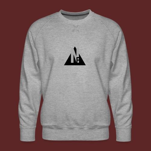 Basic NF Logo - Men's Premium Sweatshirt