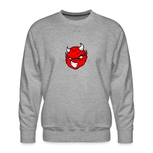 Rebelleart devil - Men's Premium Sweatshirt