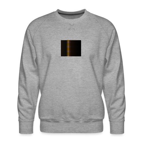 Gold Color Best Merch ExtremeRapp - Men's Premium Sweatshirt