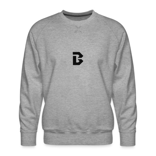 Click here for clothing and stuff - Men's Premium Sweatshirt