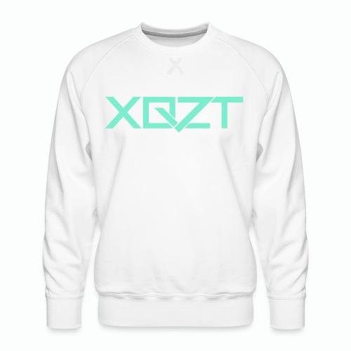 #XQZT Brunch @ Tiffany's - Men's Premium Sweatshirt