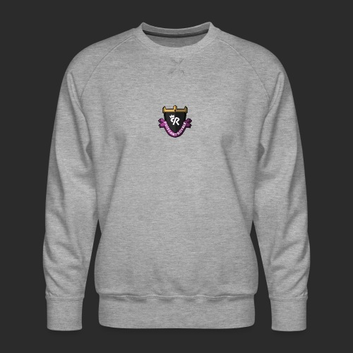 Puissant Royale Logo - Men's Premium Sweatshirt