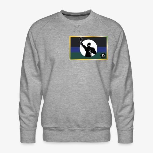 Palenque Flag - Men's Premium Sweatshirt