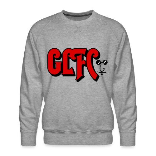 Geddy Lee Fan Club Logo - Men's Premium Sweatshirt