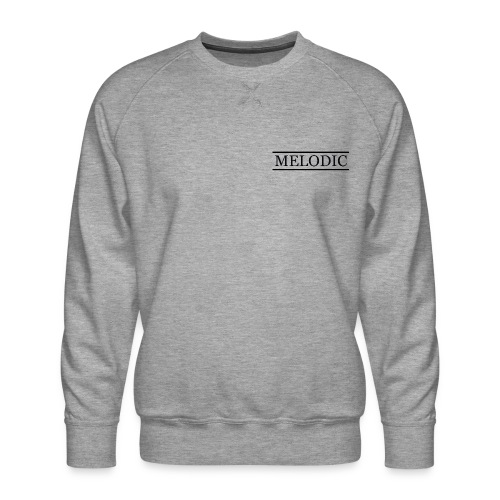 Melodic - Men's Premium Sweatshirt