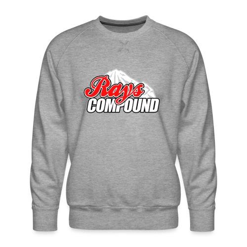 Rays Compound - Men's Premium Sweatshirt