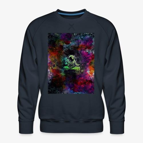 Astronaut - Men's Premium Sweatshirt