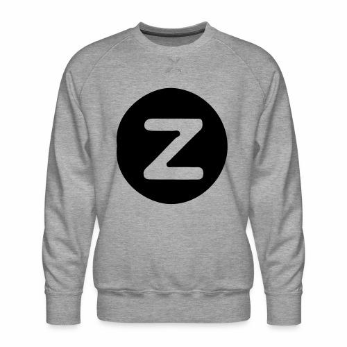z logo - Men's Premium Sweatshirt
