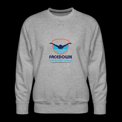 EVER HAVE TO REMOVE SOMEONE from a SUBMERGED CAR? - Men's Premium Sweatshirt