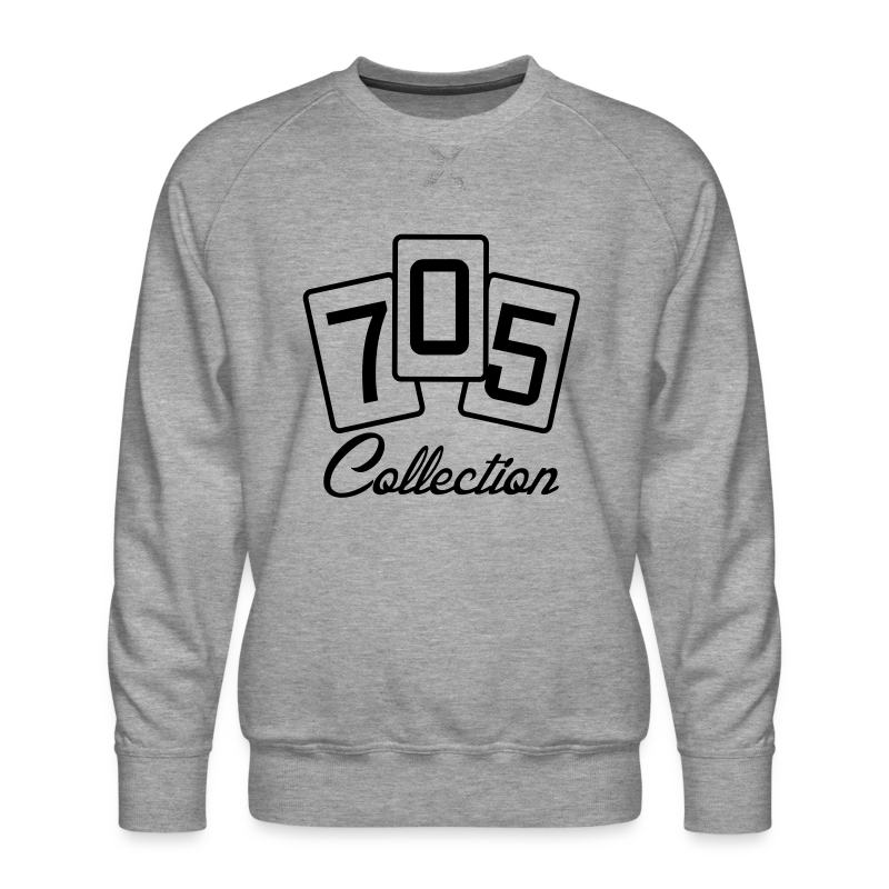 705 Cards - Men's Premium Sweatshirt