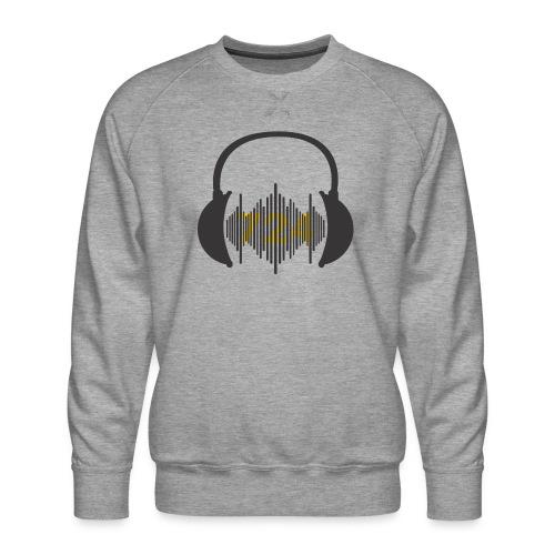 724 HEADPHONES - Men's Premium Sweatshirt