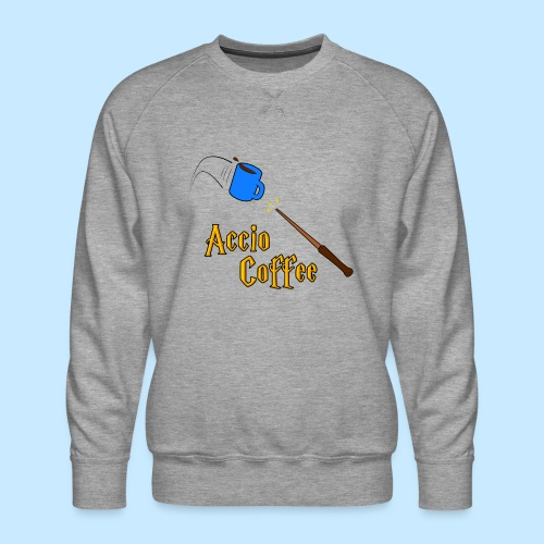 Accio Coffee - Men's Premium Sweatshirt