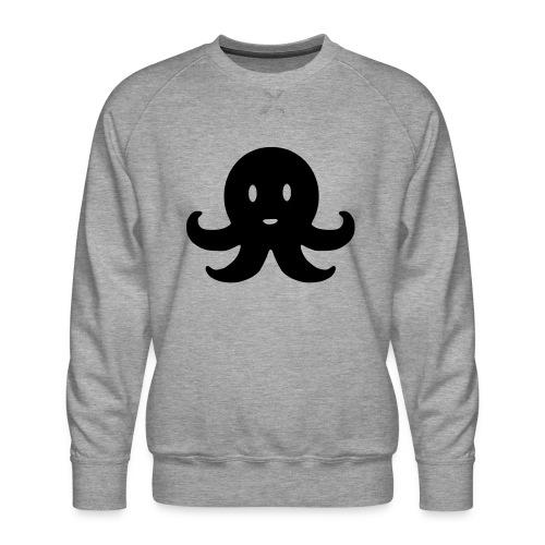 Cute Octopus - Men's Premium Sweatshirt