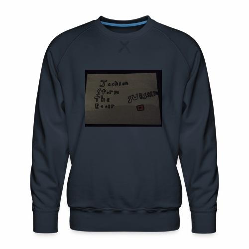 stormers merch - Men's Premium Sweatshirt