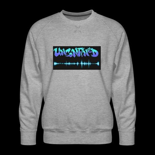 unconfined design1 - Men's Premium Sweatshirt