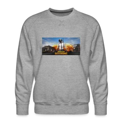 pubg 1 - Men's Premium Sweatshirt