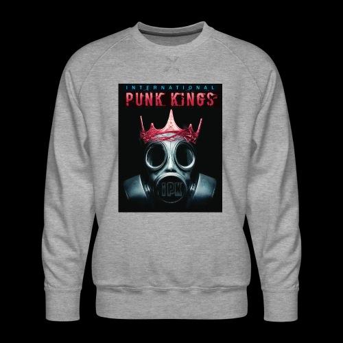 Eye Rock IPK Design - Men's Premium Sweatshirt